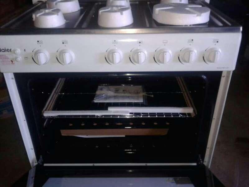 Imagen Cocina Haier 6 Hornillas
