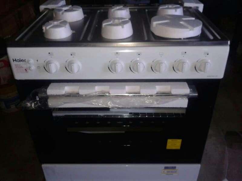 Imagen producto Cocina Haier 6 Hornillas 2