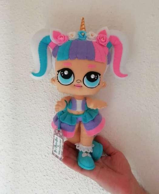 Imagen Lol unicornio de 30cm