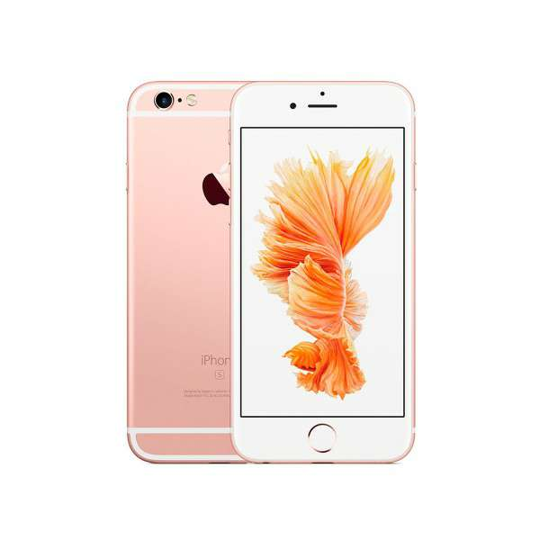 Imagen  apple iphone 6s 64 gb oro rosa reacobdicionado cpo movil 4g 4.7 pulgadas retina hd/2core/64gb/2gb ram/12mp/5mp