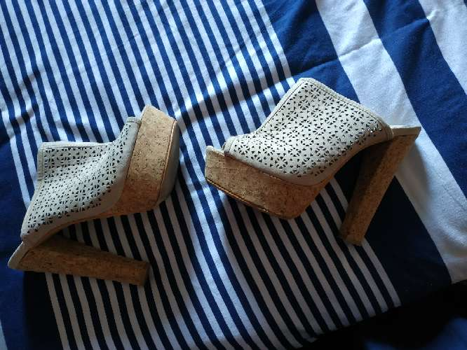 Imagen producto Zapatos tacón alto 1