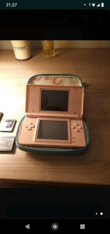 Imagen producto Nintendo DS Lite  2