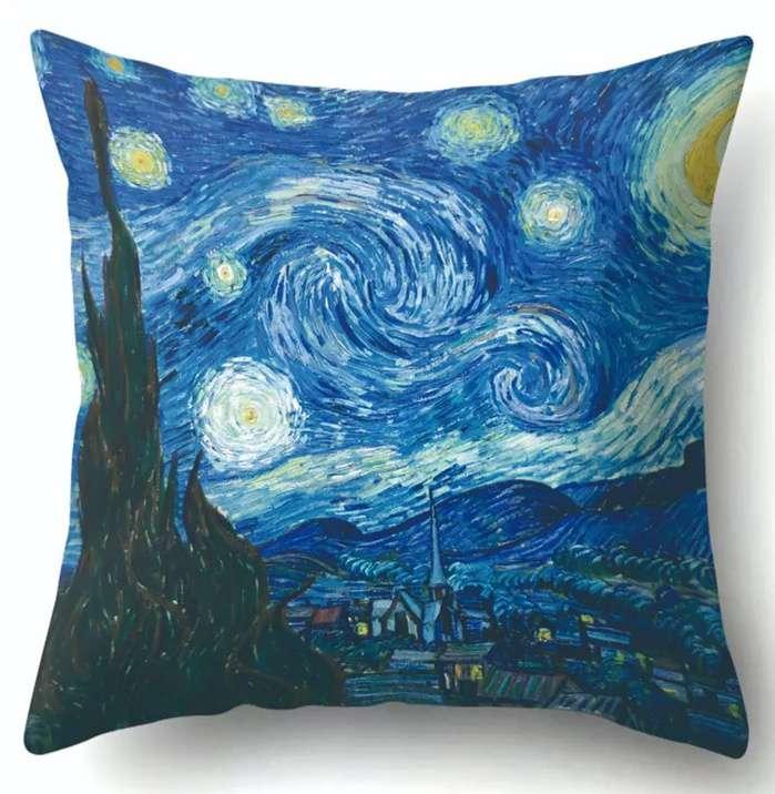 Imagen Funda cojín Vincent Van Gogh