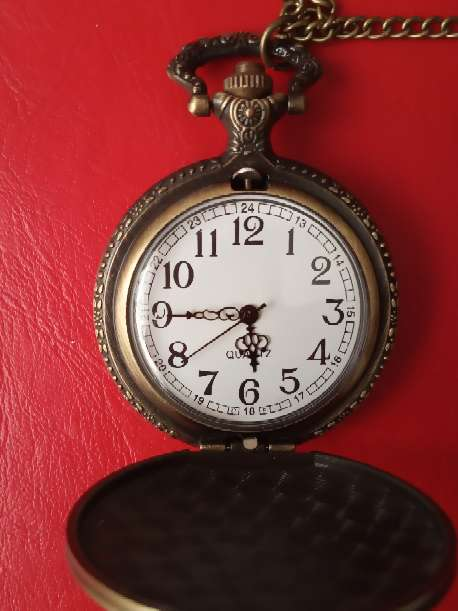 Imagen producto Reloj de bolsillo colgante CCCP URSS 2