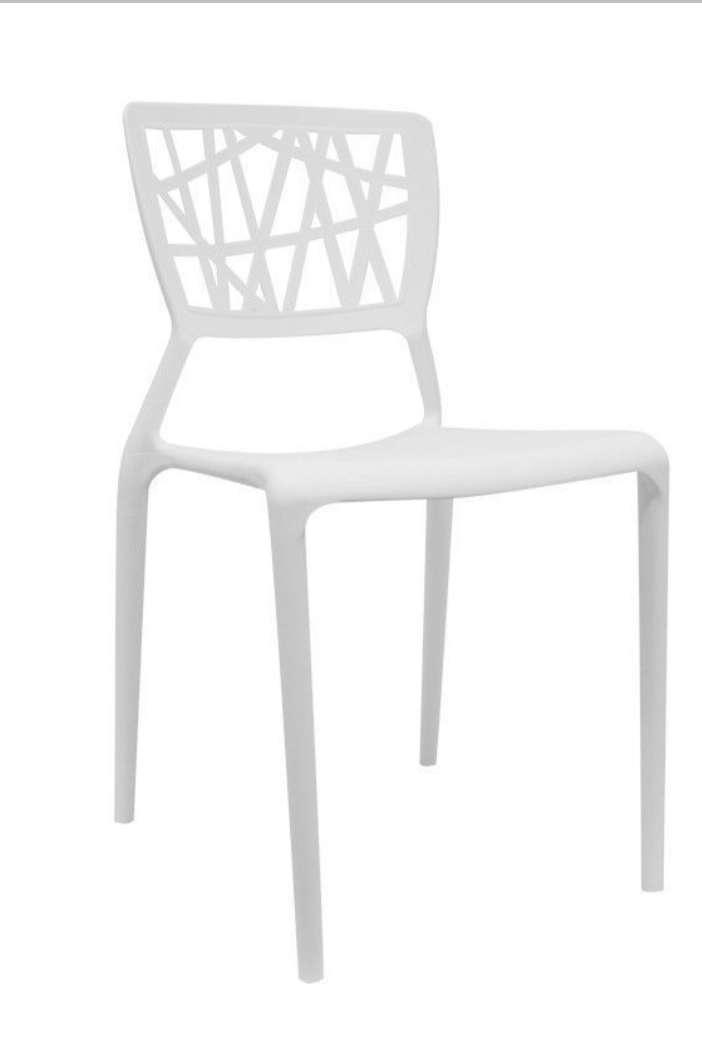 Imagen producto Silla blanca  2