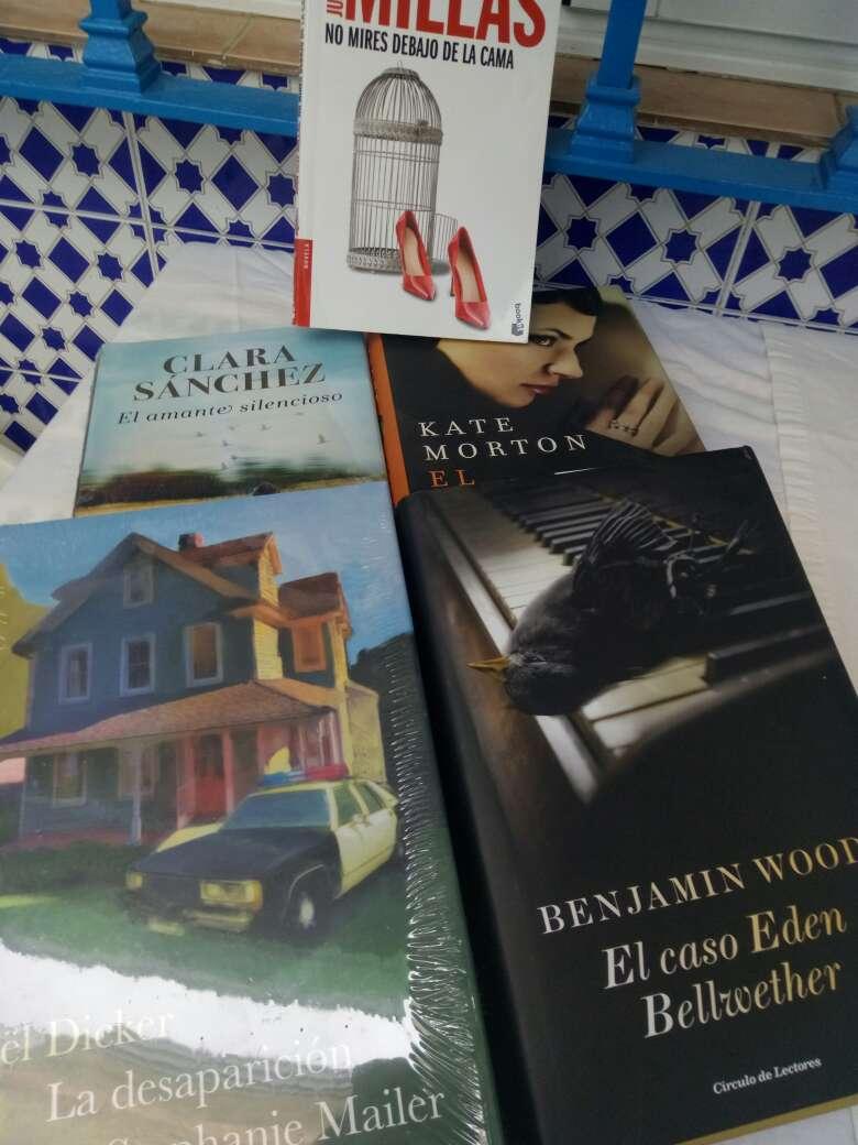 Imagen libros nuevos