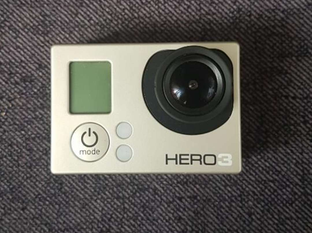 Imagen producto Cámara Gopro Hero3 White  2