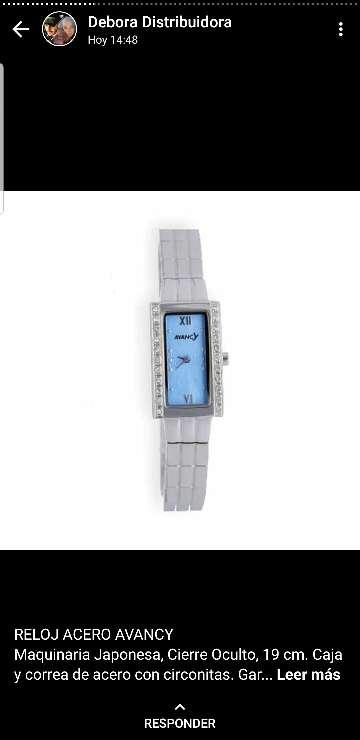 Imagen producto Relojes oro 2
