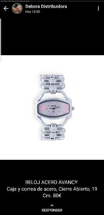 Imagen relojes oro