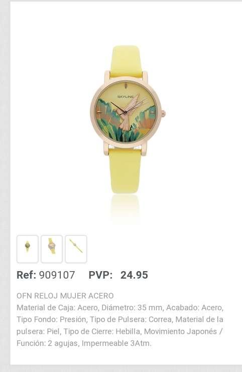 Imagen producto Relojes oro 5