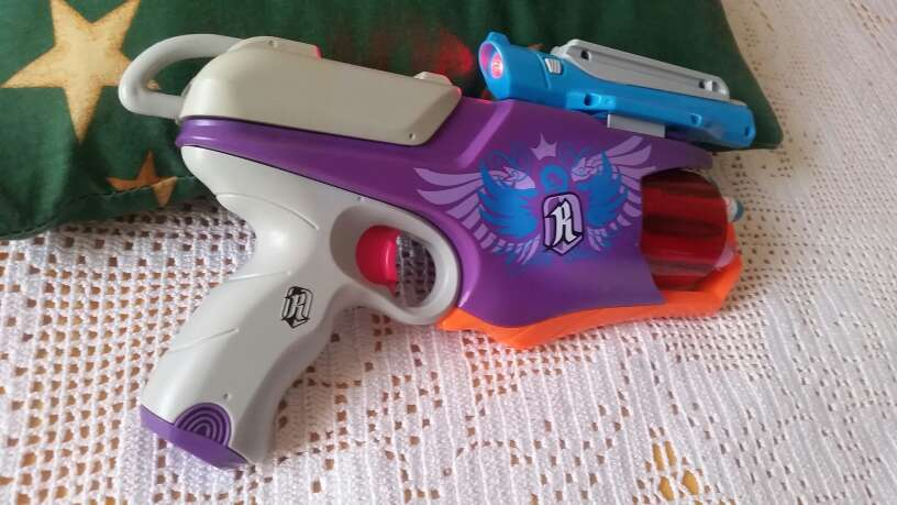 Imagen producto Pistolas Nerf 4