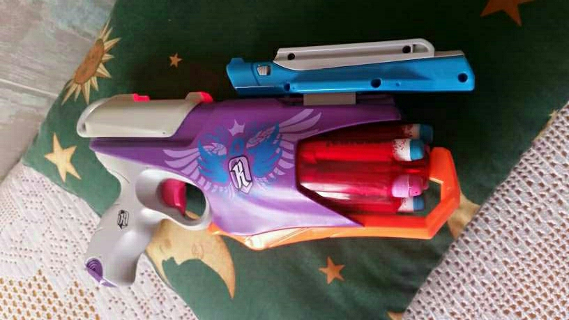 Imagen producto Pistolas Nerf 6