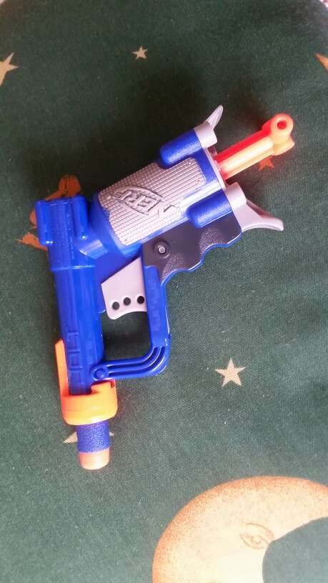 Imagen producto Pistolas Nerf 8