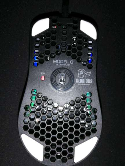 Imagen producto Mouse gaming professionale glorious original ita euro 68€ 3