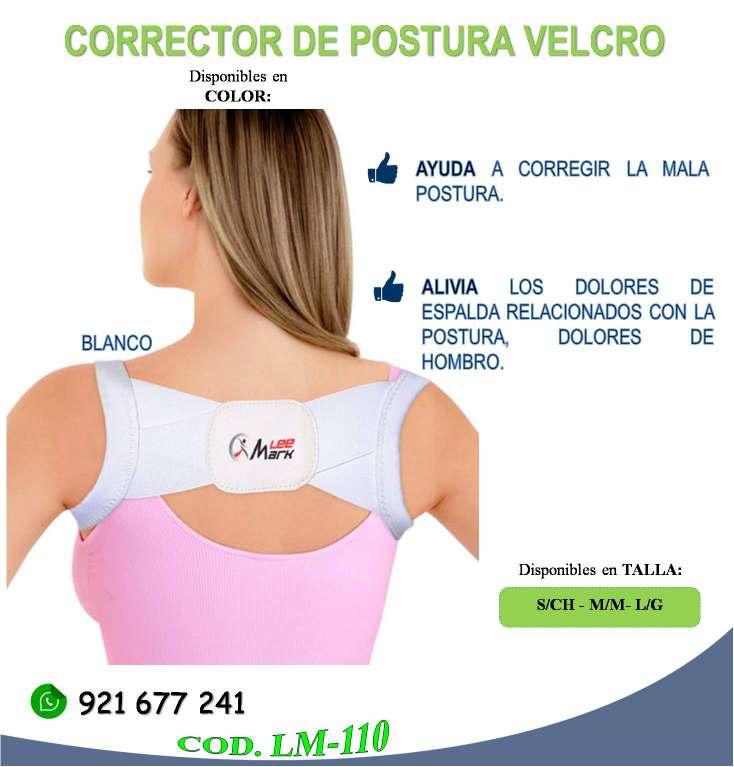 Imagen producto Faja de postura 2