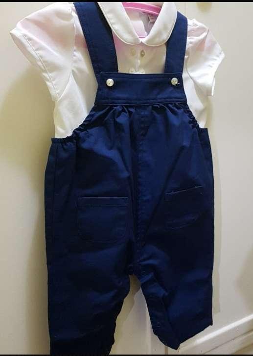 Imagen producto Conjunto ceremonia bebe niño 3 a 6 meses del Corte inglés  2