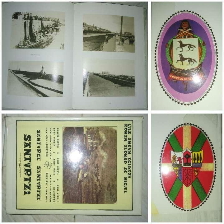 Imagen Libros historia Santurce Vizcaya