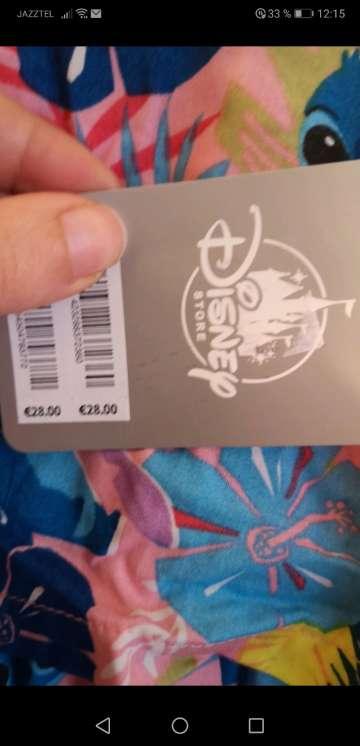 Imagen producto Vestido Disney store 3