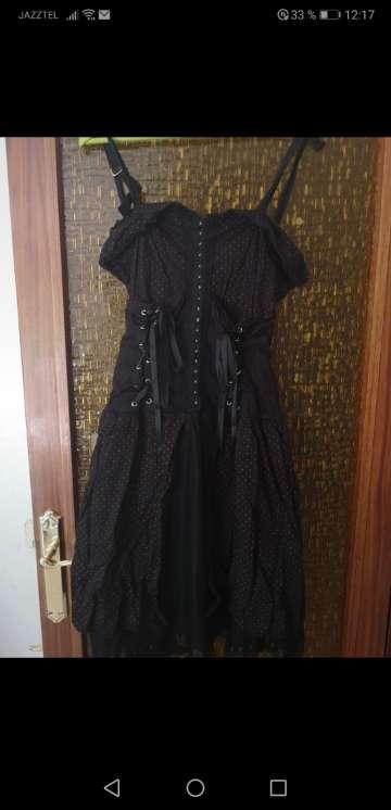 Imagen Vestido talla L