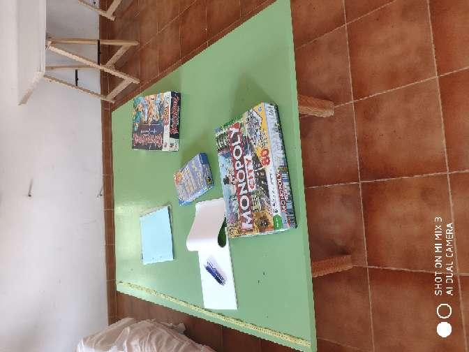 Imagen producto Mesa de juegos y trabajos para niños  3
