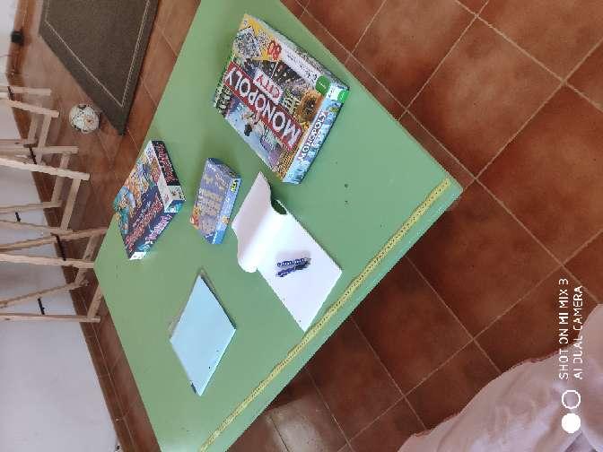 Imagen producto Mesa de juegos y trabajos para niños  2