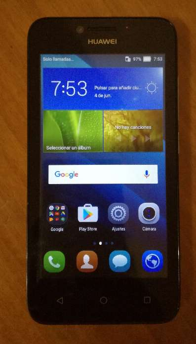 Imagen producto Huawei Y 560 COMO NUEVO 1