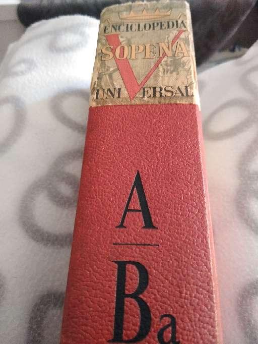 Imagen producto Enciclopedia Sopena 1964 2