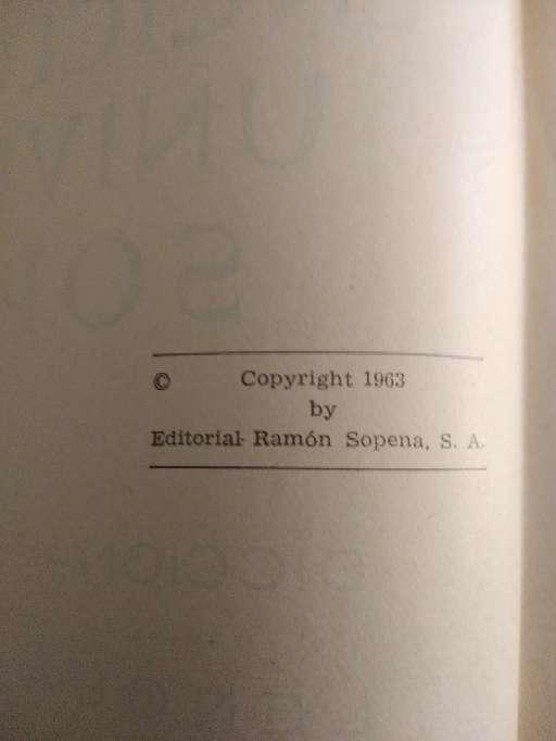 Imagen producto Enciclopedia Sopena 1964 4