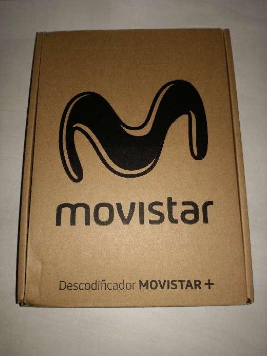 Imagen Decodificador movistar