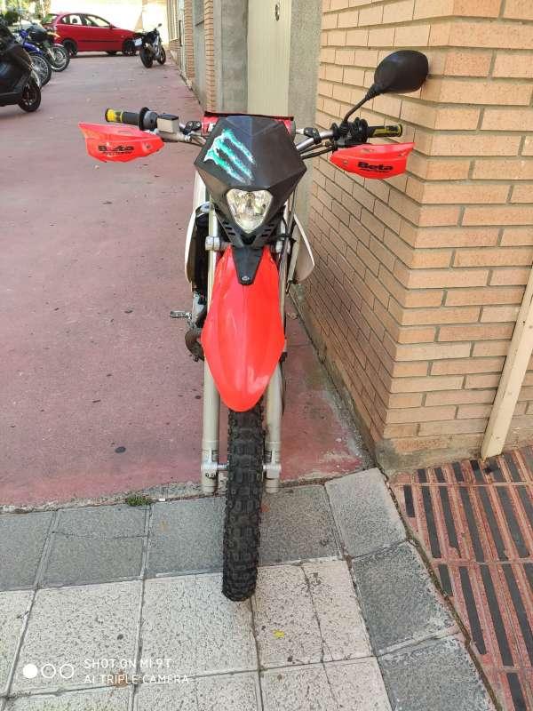 Imagen moto de 49cc