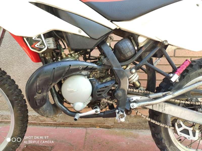 Imagen producto Moto de 49cc 6