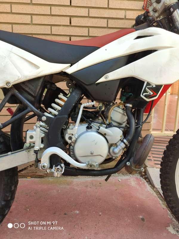 Imagen producto Moto de 49cc 4