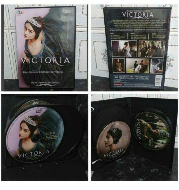 Imagen Victoria en Blu ray