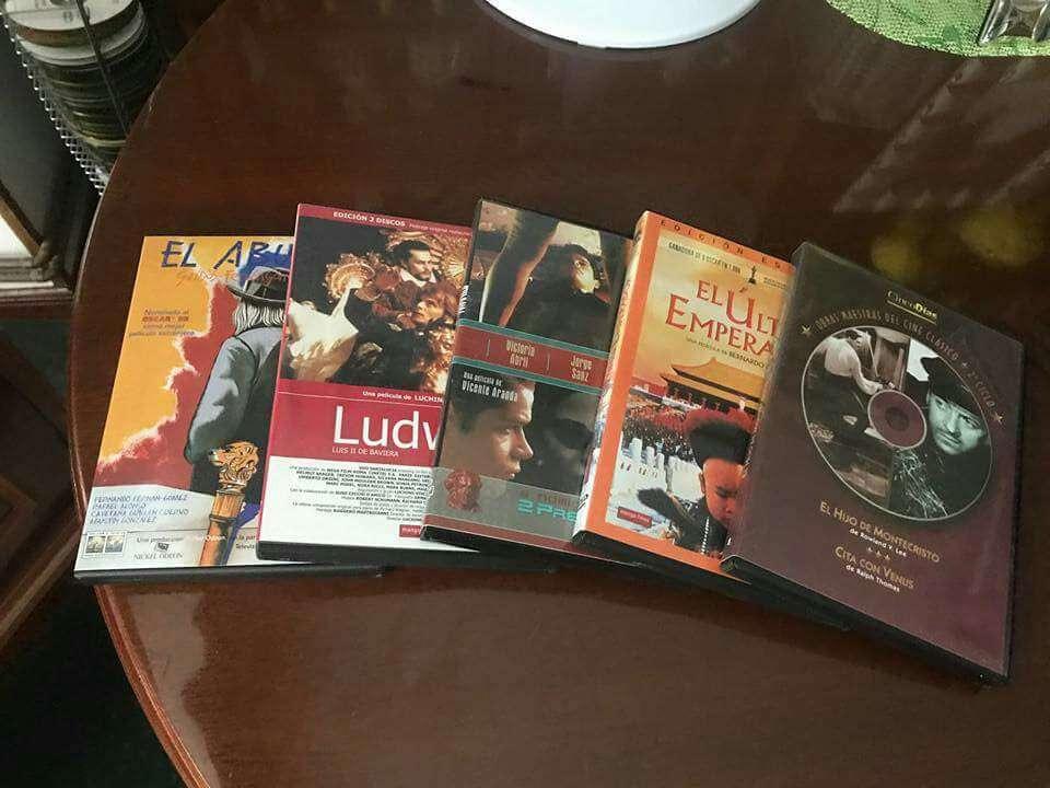 Imagen producto DVDS DESDE 2€  4