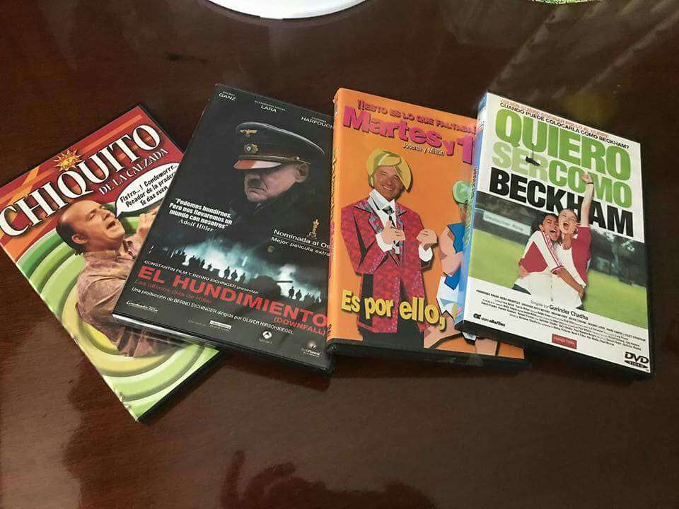 Imagen producto DVDS DESDE 2€  5