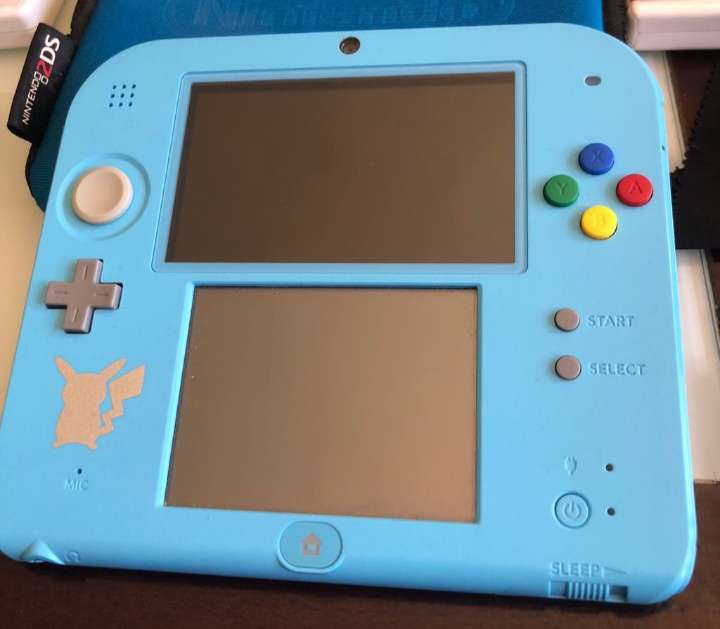 Imagen Nintendo 2Ds compro