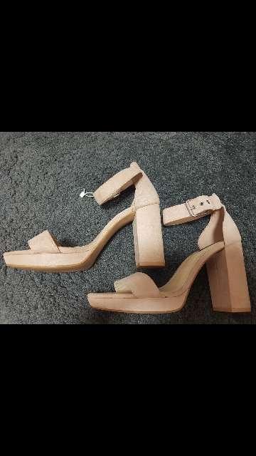 Imagen producto Zapatos tacón rosa palo 2