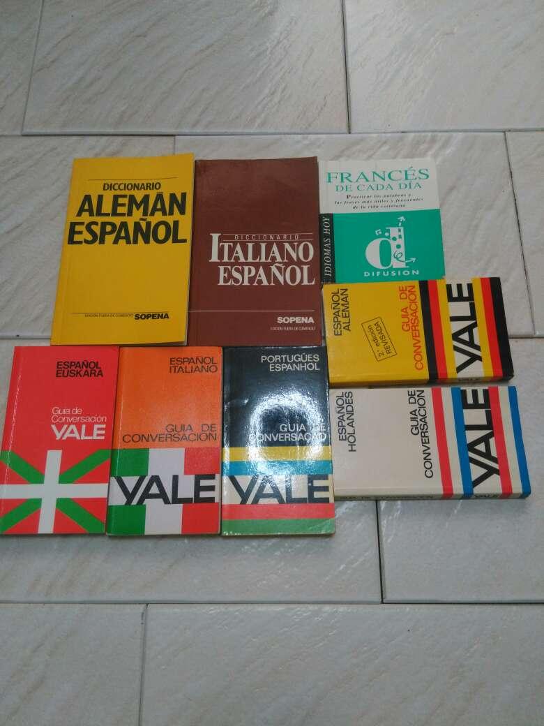Imagen producto Diccionarios de bolsillo 1