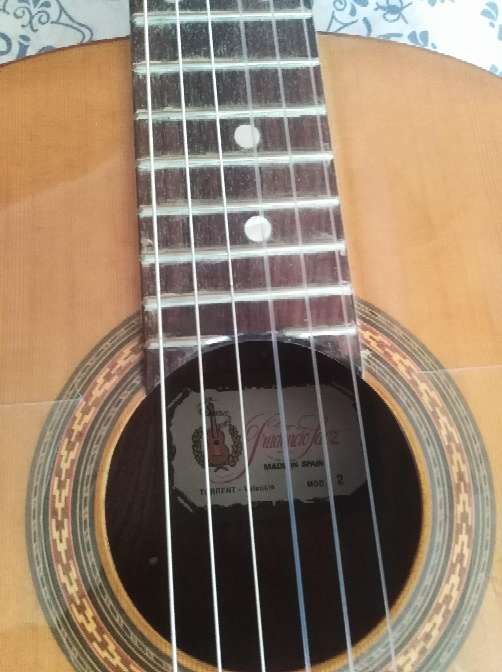 Imagen producto Guitarra Prudencio Saenz..En Majadahonda. 2