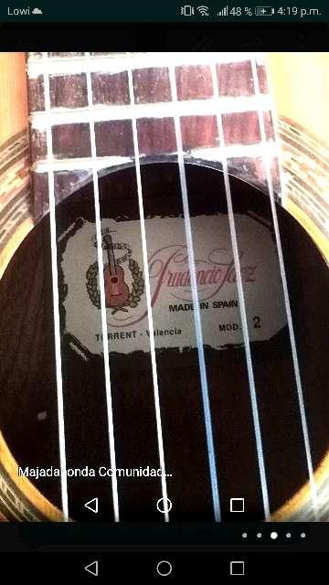 Imagen producto Guitarra Prudencio Saenz..En Majadahonda. 3