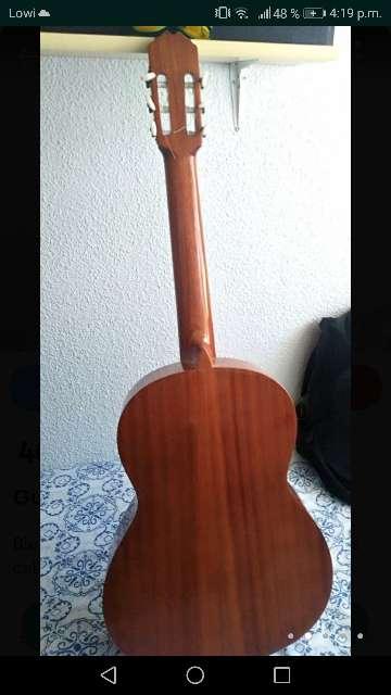 Imagen producto Guitarra Prudencio Saenz..En Majadahonda. 4