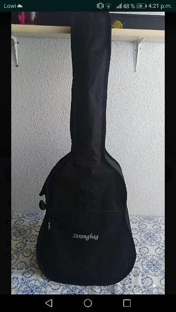 Imagen producto Guitarra Prudencio Saenz..En Majadahonda. 5