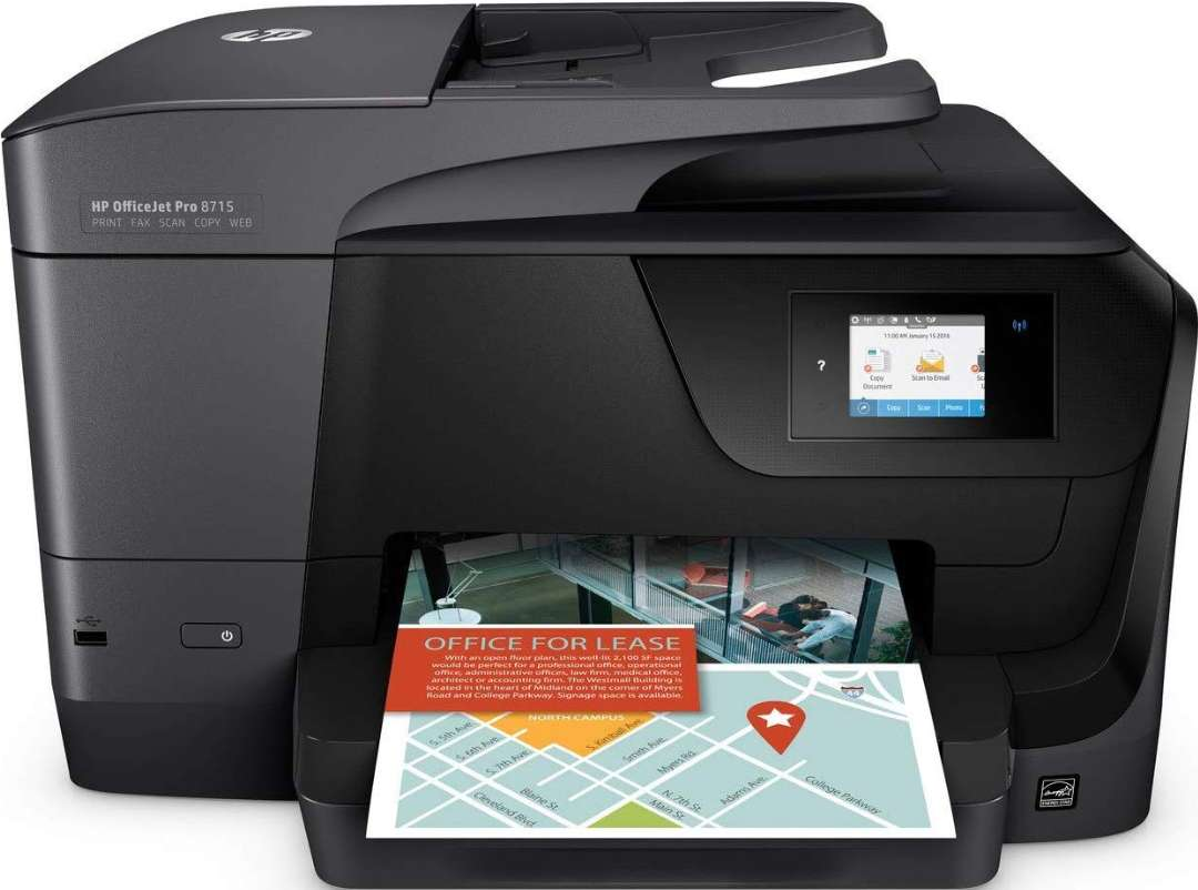 Imagen Impresora HP Officejet Pro 8710