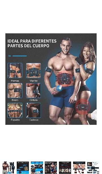 Imagen producto Estimulador muscular 4
