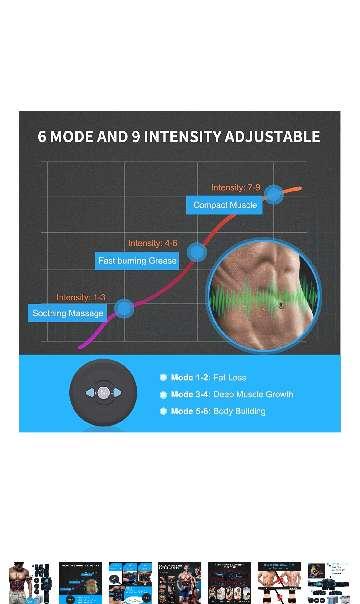 Imagen producto Estimulador muscular 2