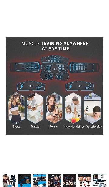 Imagen producto Estimulador muscular 5