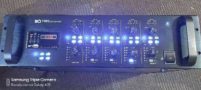Imagen producto Amplificador audio 4x60W ..T-4060MP.. 2