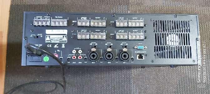 Imagen producto Amplificador audio 4x60W ..T-4060MP.. 3