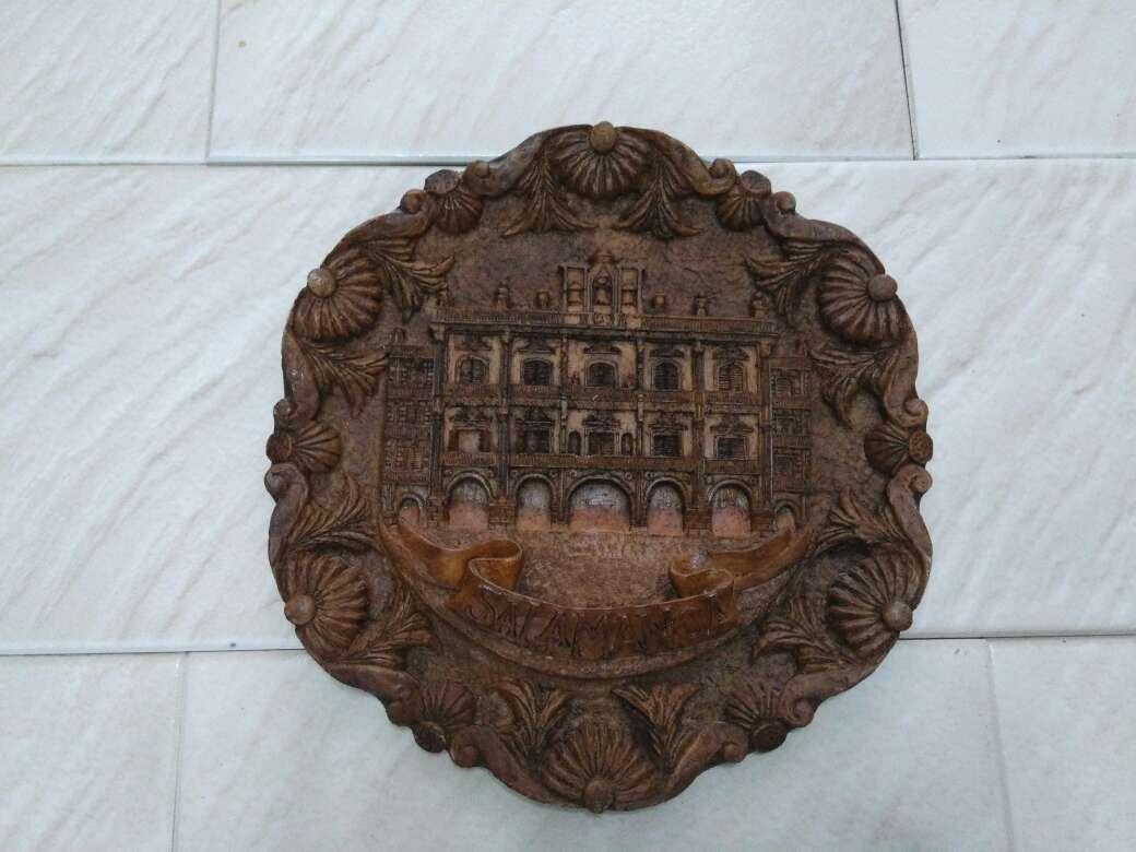 Imagen Talla madera Salamanca