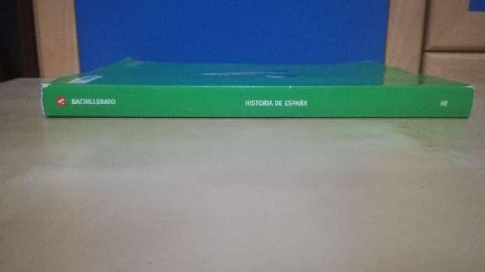 Imagen producto Libro 2°Bach. historia de España/vicens vives 3